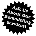 About our Remodeling Services