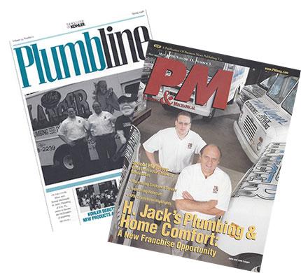 H. Jacks Plumbing Remodeling Services